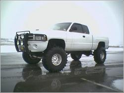 wheelrr15s 2001 Dodge Ram 1500 Regular Cab