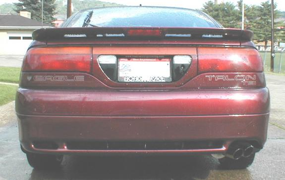 Another el_aguila 1992 Eagle Talon post... - 1564430