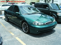 Robsdaaces 1999 Ford Contour