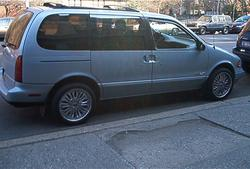Just_Dubbin 1993 Nissan Quest