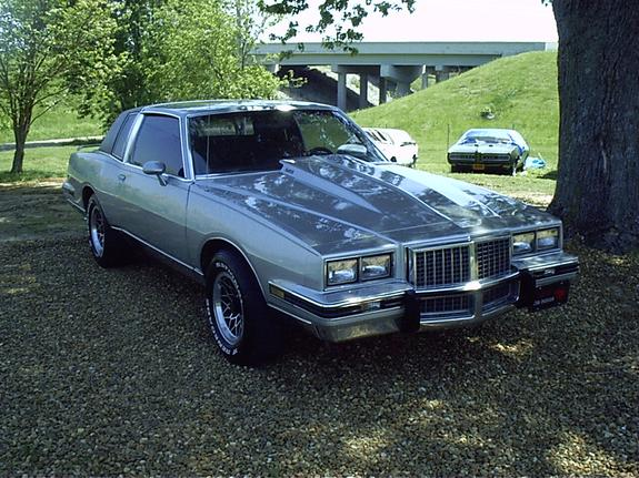 Turbo 350 Transmission Specs >> L82GP 1986 Pontiac Grand Prix Specs, Photos, Modification ...