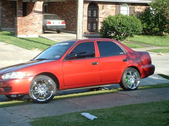 Another SSCRolla 2002 Toyota Corolla post... - 1573216