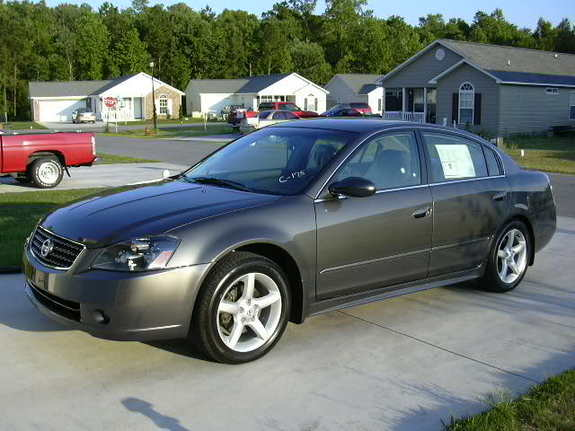 Another hrbib21 2005 Nissan Altima post... - 1576016