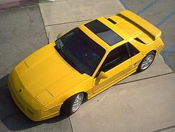 L67yellowracer85 1985 Pontiac Fiero