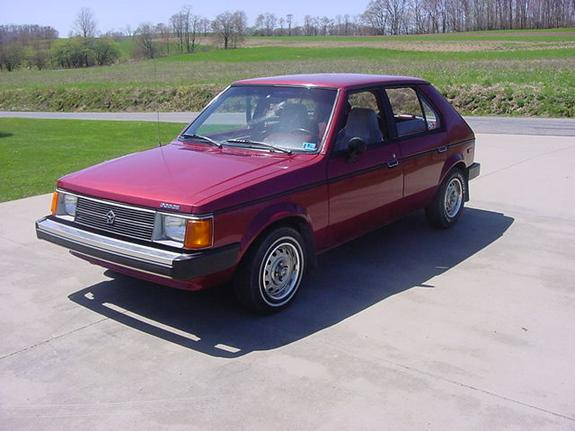 Another Kappscar 1989 Dodge Omni America post... - 1574588