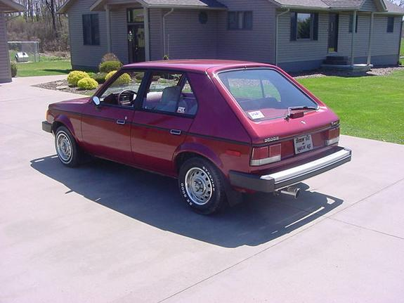 Another Kappscar 1989 Dodge Omni America post... - 1574589