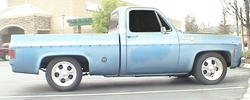 Timspeed3 1975 Chevrolet C/K Pick-Up