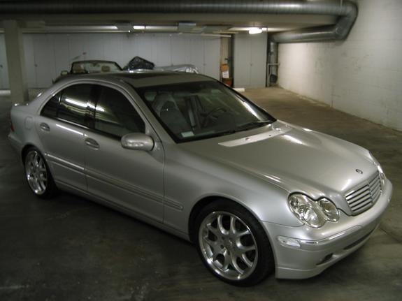 spchaser 2001 mercedes benz c class specs photos modification info at cardomain. Black Bedroom Furniture Sets. Home Design Ideas
