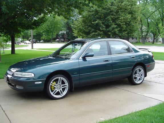 turbo2x 1995 Mazda 626's Photo Gallery at CarDomain