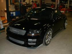 LordOfTheRingss 1999 Audi TT