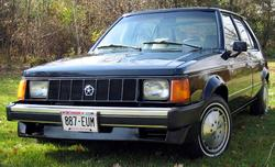 ChrisMU2004 1988 Plymouth Horizon