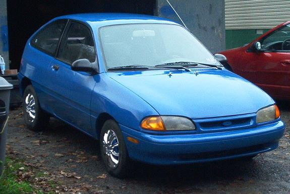 Another GeoSk8ter420 1994 Ford Aspire post... - 1590009