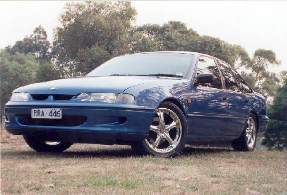 Another rteuma 1994 Holden Commodore post... - 1591939