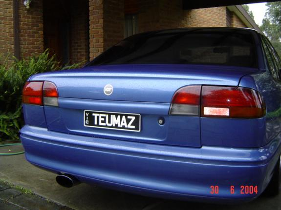Another rteuma 1994 Holden Commodore post... - 1591949