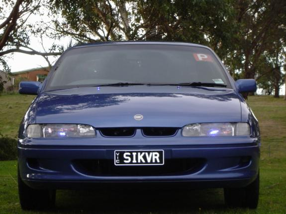Another rteuma 1994 Holden Commodore post... - 1591951