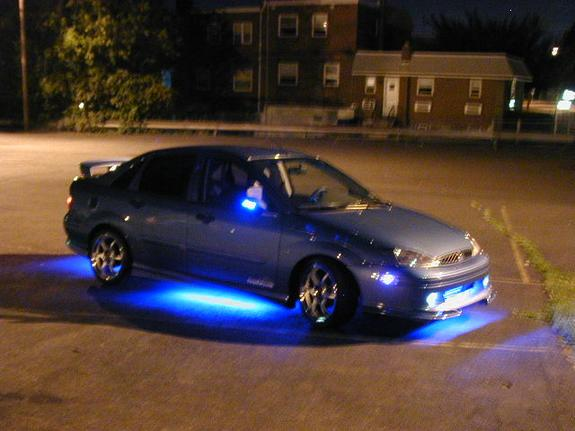 Speed127 2000 Ford Focus Specs, Photos, Modification Info ...