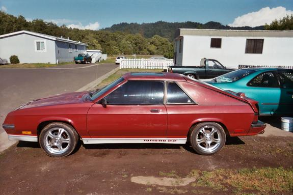 Another ltlhuerto 1986 Plymouth Turismo post... - 1594658