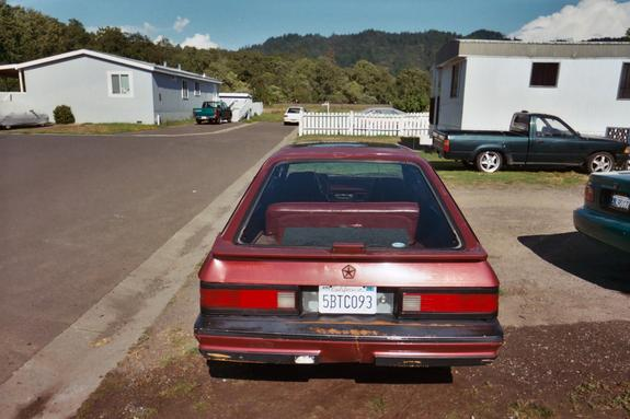 Another ltlhuerto 1986 Plymouth Turismo post... - 1594659