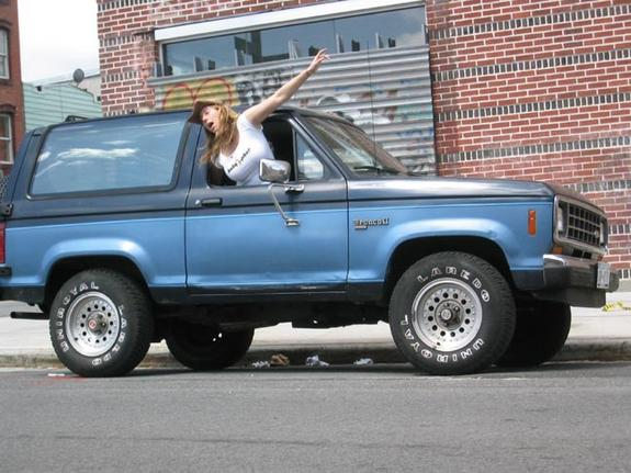 barriobronco 1988 ford bronco ii specs photos. Black Bedroom Furniture Sets. Home Design Ideas