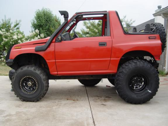 Another ProjectTwin 1993 Geo Tracker post... - 1595999