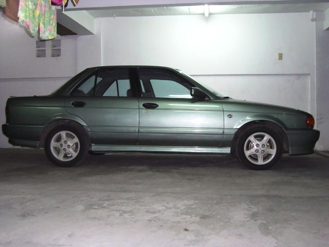 Another 4drsr 1991 Nissan Sunny post... - 1598174