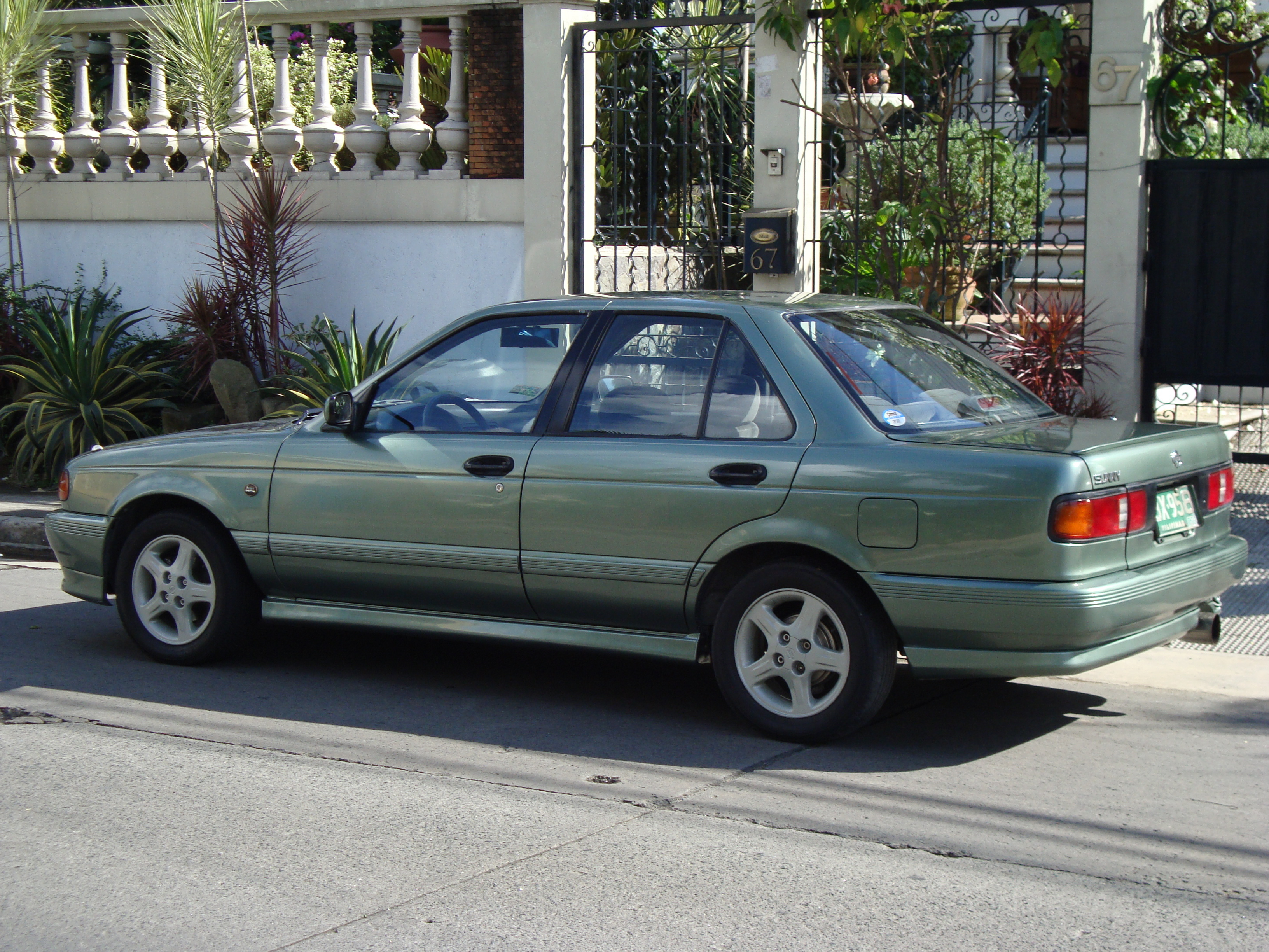 Another 4drsr 1991 Nissan Sunny post... - 1598175