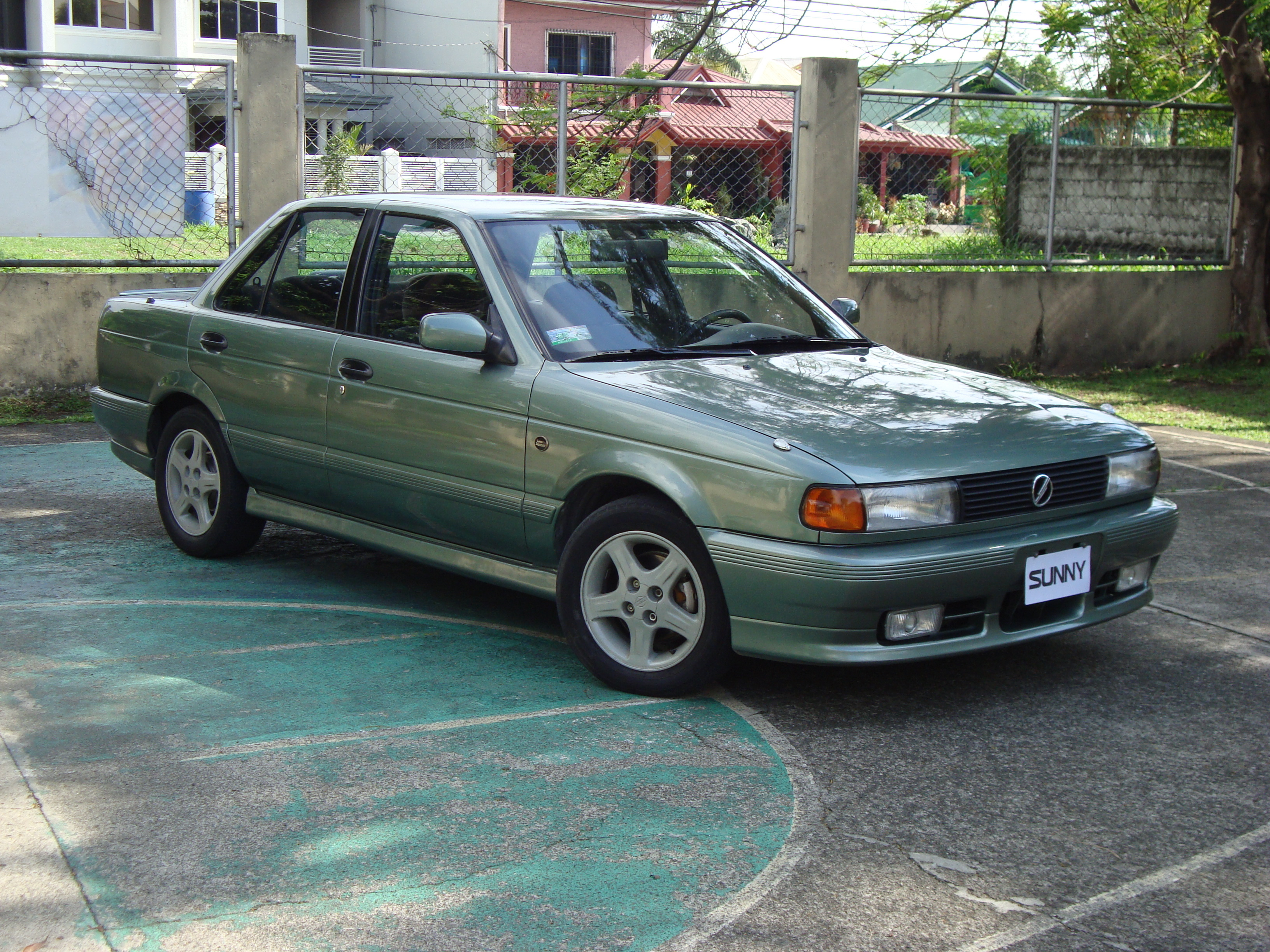 Another 4drsr 1991 Nissan Sunny post... - 3949590