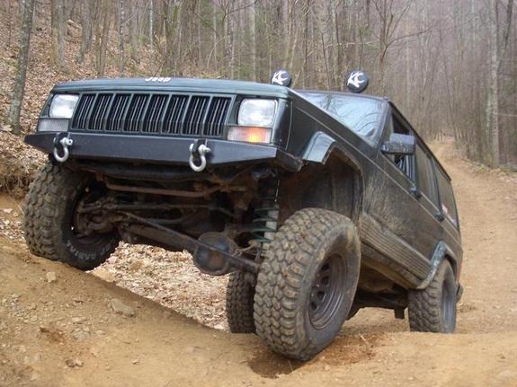 offrdsailthesky 1996 Jeep Cherokee