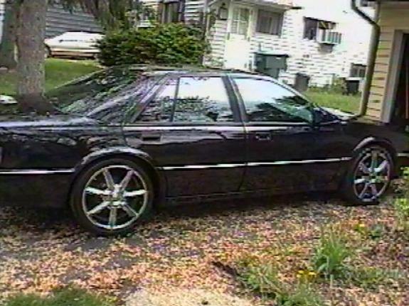 Another 2000Gator 1994 Cadillac Seville post... - 1598976