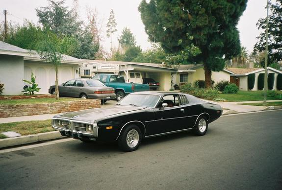 Another TheEvilMojoJojo 1974 Dodge Charger post... - 1602634