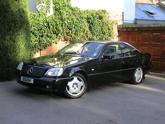 Another CL500_Benz_98 1998 Mercedes-Benz CL-Class post... - 1602290