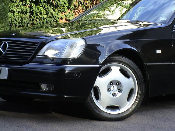 Another CL500_Benz_98 1998 Mercedes-Benz CL-Class post... - 1602291