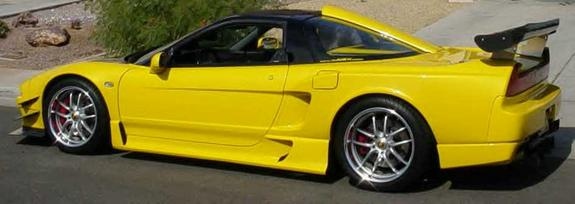 project_nsx 1992 Acura NSX 1609672