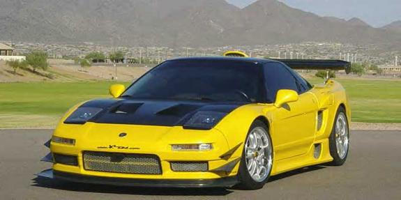 project_nsx 1992 Acura NSX 1609673