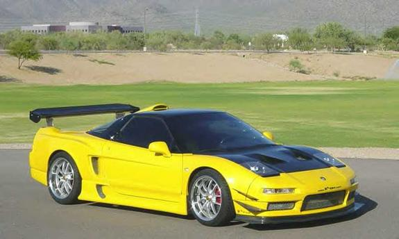 project_nsx 1992 Acura NSX 1609674