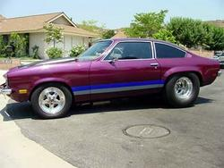 ishot2pacs 1973 Chevrolet Vega