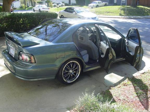 Another DaIllest1 1999 Mitsubishi Galant post... - 1617391