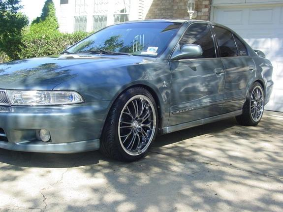 Another DaIllest1 1999 Mitsubishi Galant post... - 1617393
