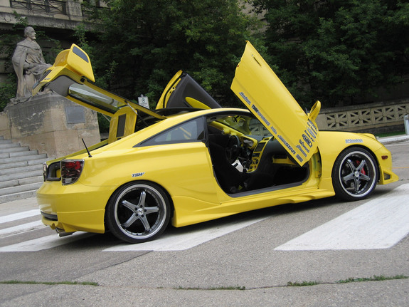yellowcelica gt 2002 toyota celica specs photos. Black Bedroom Furniture Sets. Home Design Ideas
