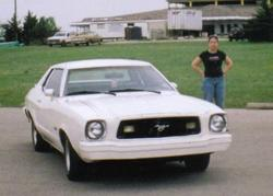 frogger96clipse 1974 Ford Mustang