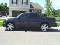 luv24s2 2003 Chevrolet Avalanche Specs Photos Modification Info
