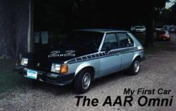 Another AARneonBoy 1989 Dodge Omni America post... - 1620169