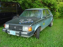 Another AARneonBoy 1989 Dodge Omni America post... - 1620171