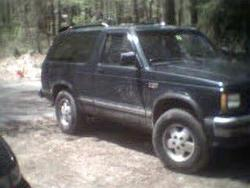 Another trance17 1987 Chevrolet Blazer post... - 1620861