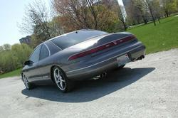 strapp1000s 1995 Lincoln Mark VIII