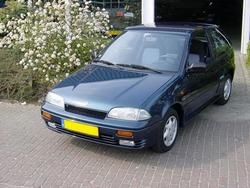 SwiftSpark 1995 Suzuki Swift