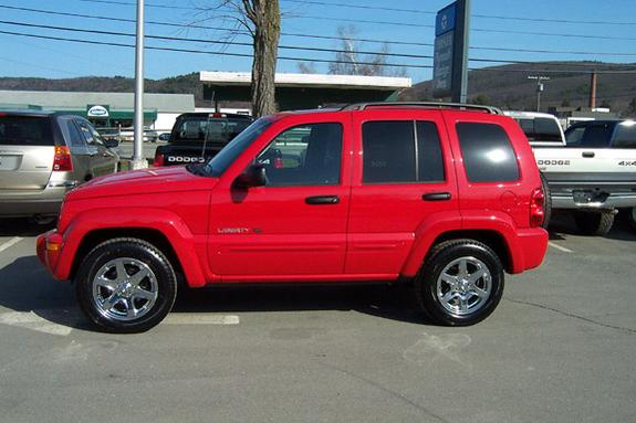 03limited 2003 Jeep Liberty Specs Photos Modification Info At