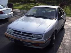 BoostlessMKIII 1989 Dodge Shadow