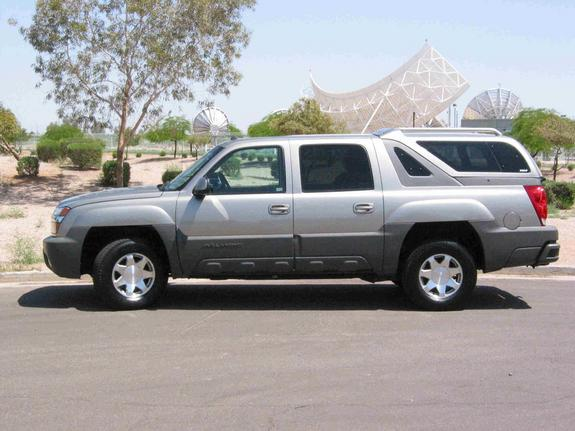 halv48 2002 chevrolet avalanche specs photos. Black Bedroom Furniture Sets. Home Design Ideas