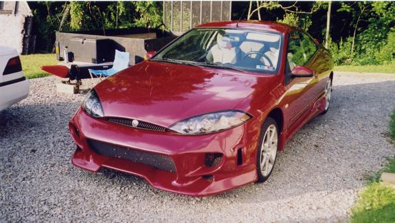phantomzcougar 1999 Mercury Cougar Specs Photos Modification
